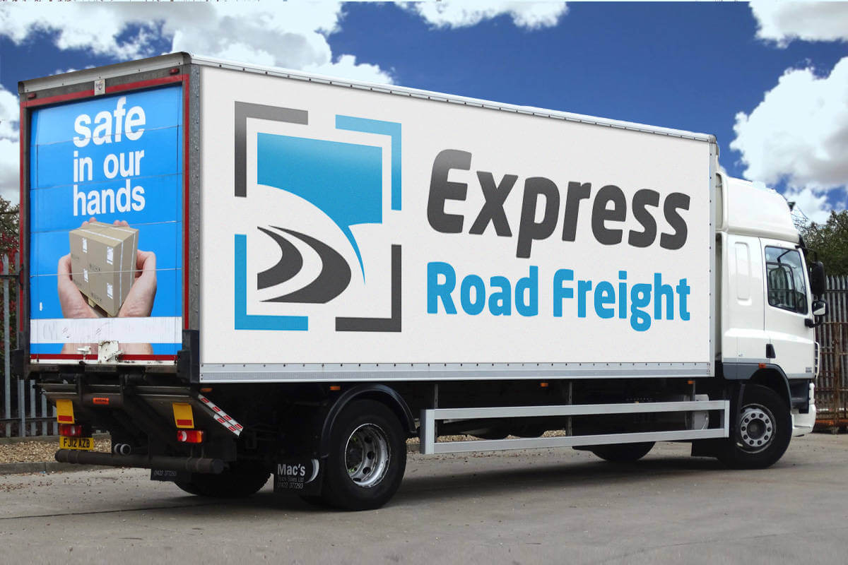 express-road-freight-lorry