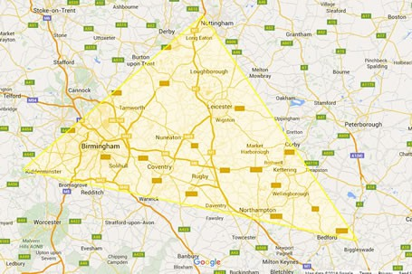 Logistics Northampton Golden Triangle