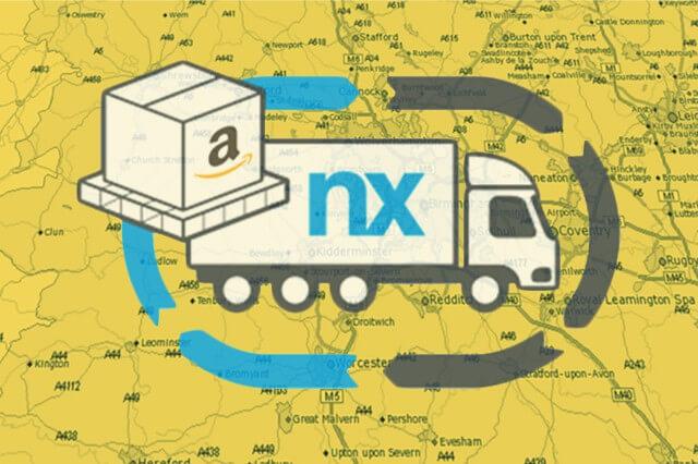 Amazon Distrubution Services | Amazon Fulfilment | The NX Group