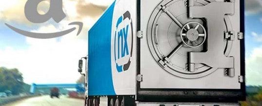 Delivering into Amazon Fulfilment Centres