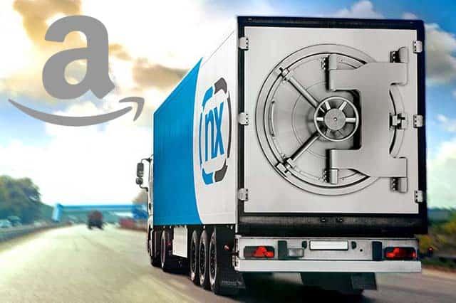 Amazon Fulfilment Centre Deliveries