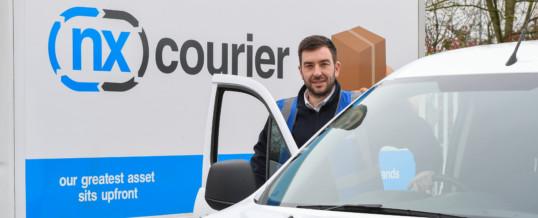 Meet the NX Courier Team