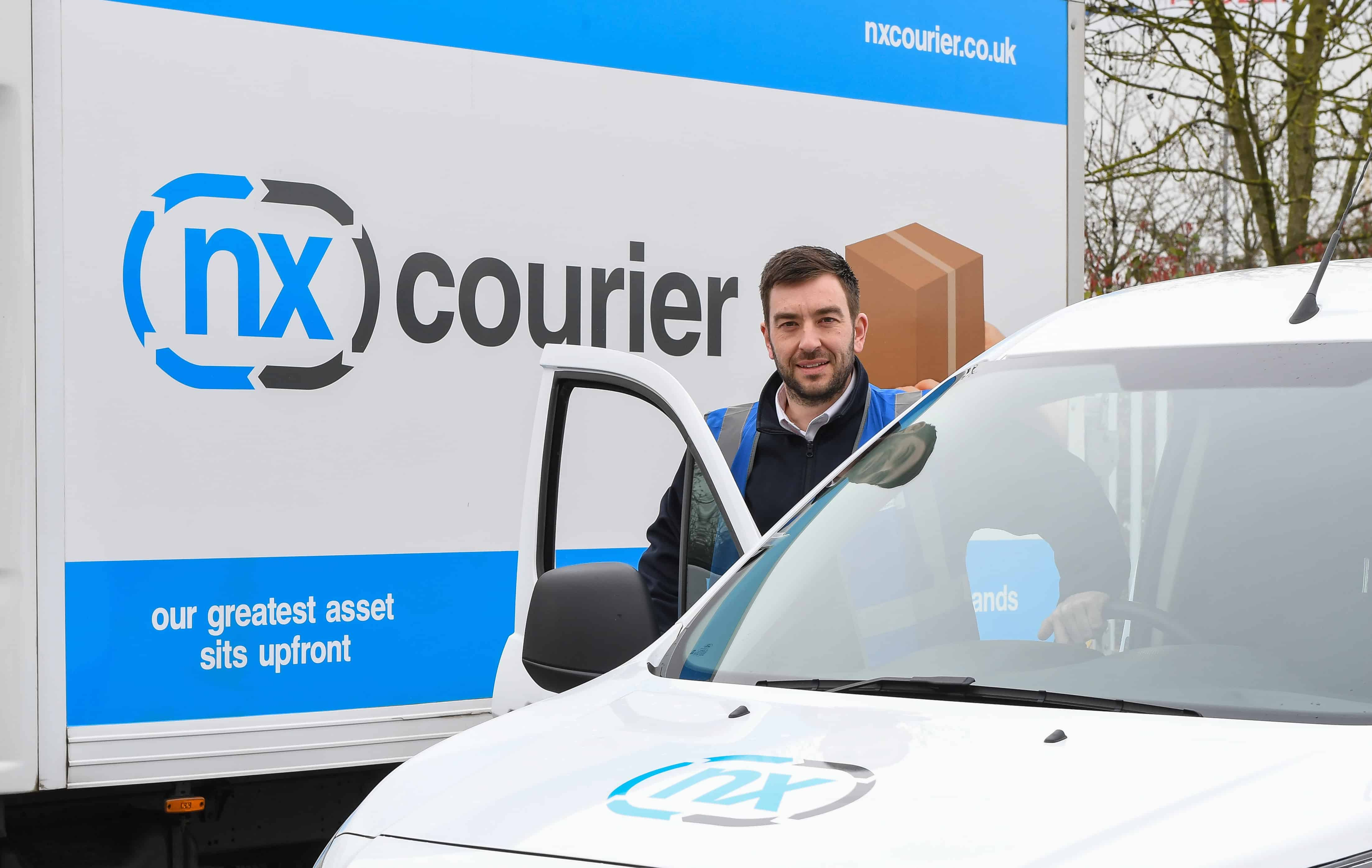 NX Courier Team