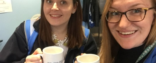Our team has the perfect cuppa down to a tea
