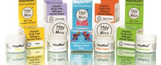 Distribution deal with hay fever products manufacturer sealed in time for summer