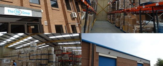 Major warehouse investment boosts growth staff advancement and security for our firm