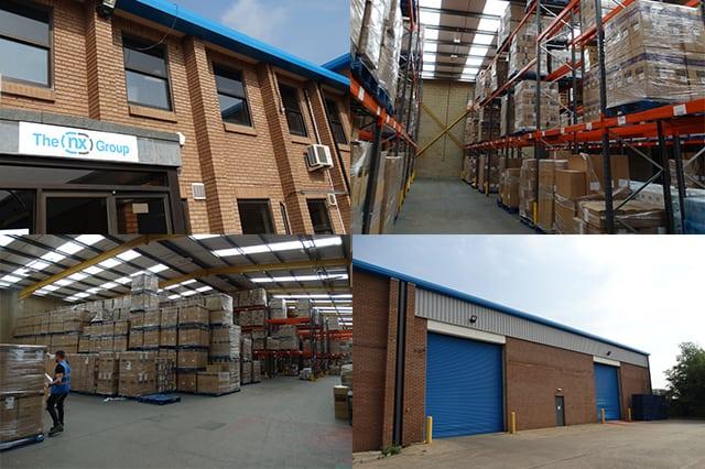 Westgate Warehouse Facility